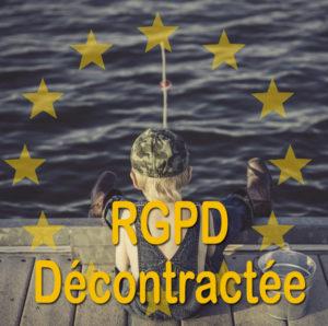 Le RGPD décontracté