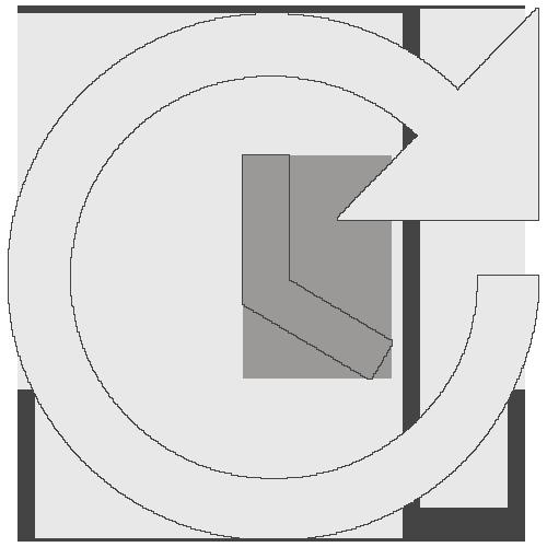 Icône mise à jour du site internet