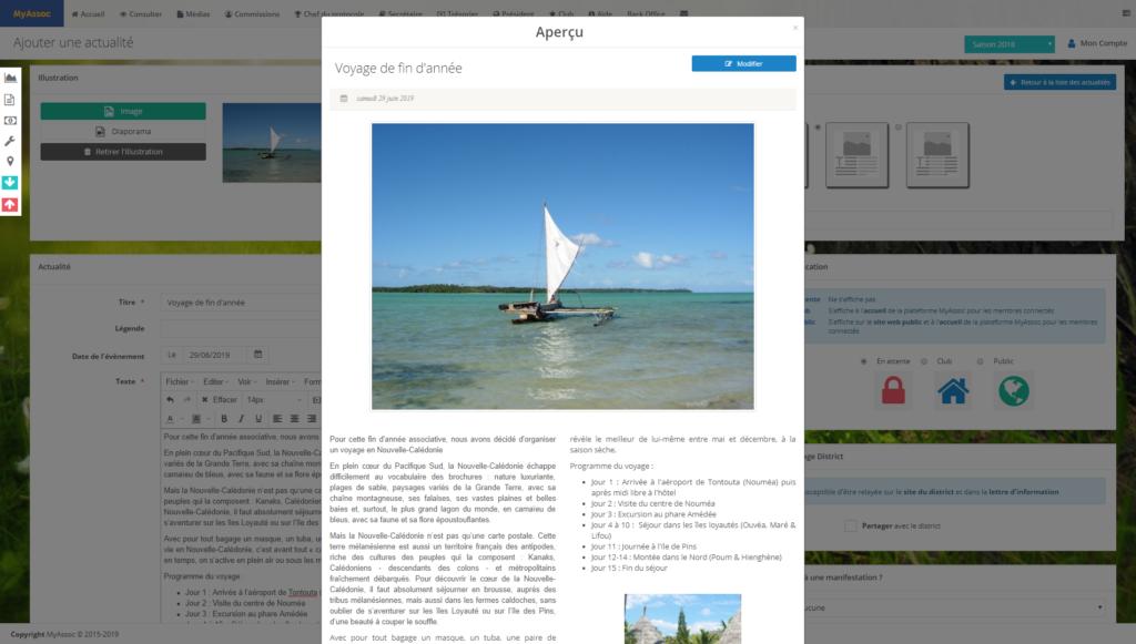 capture écran - texte 2 colonnes_actu