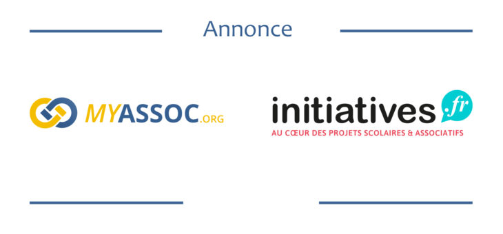 Annonce : MyAssoc rejoint le groupe Initiatives