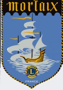 Temoignage Fanion Lions Club Morlaix