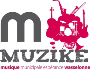 Logo association Muzike